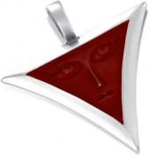 Bico Australia Jewellery (B70 Red) Visage 5