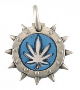 Bico Australia Jewellery (B134 L. Blue) Woodstock - Communal Awareness Uninhibited