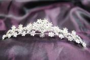 Beautiful Princess Bridal Wedding Tiara Comb with Crystal C17164