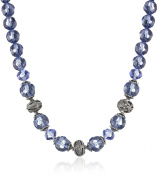 """1928 Jewellery """"Evening Lily"""" Beaded Necklace"""
