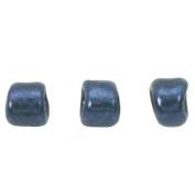 Dark Blue Glass Seed Beads Sz 11/0 Approx 1 1/2 Kilo