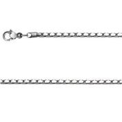 "Bico Chain Jewellery (F14) 55cm 22"" Length Medium Stylus Chain"