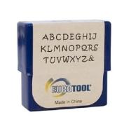 Aras Alphabet Stmp Set- 2mm Upper Case - PUN-750.00