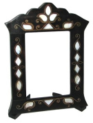 Picture Frame with Mother of Pearl Inlaying