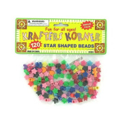 24 Star shaped crafting beads