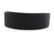May Arts 3.8cm Wide Ribbon, Black Velvet