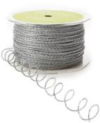 May Arts Ribbon, Silver Wire