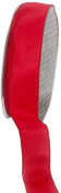Ampelco Ribbon Company French Wired 27-Yard Taffeta Ribbon, 2.5cm , Scarlet