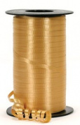 Gold Curling Ribbon - Gold Balloon Ribbon - 500 Yards