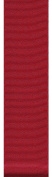 Offray ECO Grosgrain Craft Ribbon, 3.8cm Wide by 50-Yard Spool, Cranberry