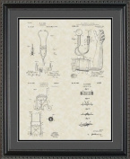 Medical Device Patent Collection 16x20 | Print Gift
