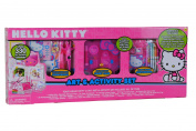 Hello Kitty Art & Activity Set Over 330 Art Activity Essentials! Age 5+