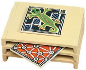 Amaco Tile Setter - Single Shelf - 20cm x 15cm - 1.3cm x 2.5cm - 0.3cm
