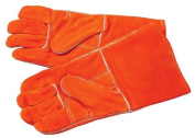 Amaco Heat-Resistant Leather Gloves - Pair