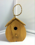 Handcrafted Heart shaped Bird House