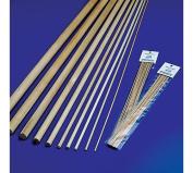 Wood Dowels 0.6cm x 90cm (30)