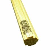 Midwest Products 6035 Micro-Cut Quality Balsa 90cm Strip Bundle, 0.2cm x 0.5cm