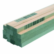 Midwest Products 4055 Micro-Cut Quality Basswood Strip Bundle, 0.1875 x 0.5cm x 60cm