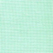 Green Gingham 100% Cotton Flannel Baby Fabric By the Yard Made in USA