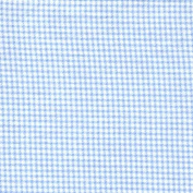 Blue Gingham 100% Cotton Flannel Baby Fabric By the Yard Made in USA