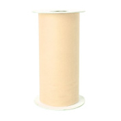 Tulle Spool Beige By The Spool