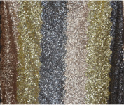 Full Embroider Sequin Fabric
