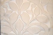 Lillian Collection Fabric, Floral Design Colour Pearl 150cm Sold By the Yard