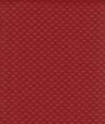 140cm Wide Faux Leather Fabric Tufted Vinyl Red Upholstery Fabric By The Yard