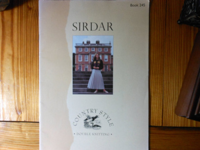 Sirdar Country Style Book #245