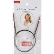 "Deborah Norville Fixed Circular Needles 32""-Size 7/4.5mm"