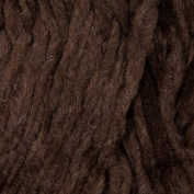 Lion Brand Chenille Yarn (126) Brownstone By The Each