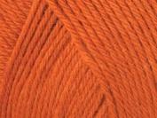 Ella Rae Classic Wool Yarn #334 Orange Delight 100g