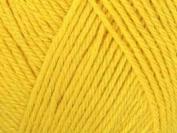 Ella Rae Classic Wool Yarn #338 Sunflower 100g