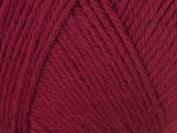 Ella Rae Classic Wool Yarn #337 Wineberry 100g