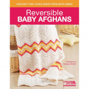 Leisure Arts NOM161384 Reversible Baby Blankets