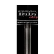 "6"" (15cm) HiyaHiya Double Point Sharp Steel Knitting Needles"