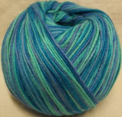 Universal Yarn Bamboo Pop Happy Brilliant Blues 205
