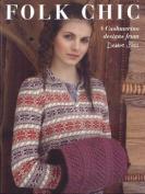 Debbie Bliss Pattern Book, Folk Chic