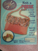 Knit a Purse (Learn to Knit) PINK