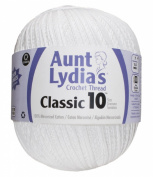 Coats & Clark Aunt Lydia's Jumbo Crochet Cotton