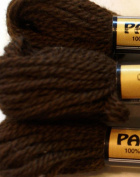 Paternayan Needlepoint 3-ply Wool Yarn-Colour-421-Coffee Brown