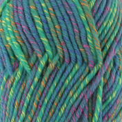 2 Skeins - Chunky Melody 70% Wool Blend Yarn, Bulky, 100g/skein style B945 by BambooMN