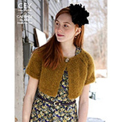Classic Elite 9156 Carriage House Knitting Pattern Booklet