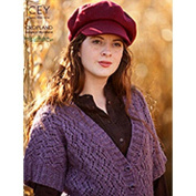 Classic Elite 9163 Cropland Knitting Pattern Booklet