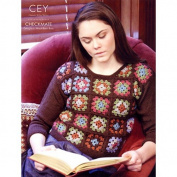 Classic Elite Pattern Book 9207 Checkmate Wool Bam Boo Yarn