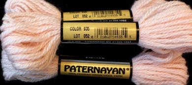 Paternayan Needlepoint 3-ply Wool Yarn-colour 935-Rusty Rose