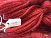Paternayan Needlepoint 3-ply Wool Yarn-Colour 968 -Christmas Red