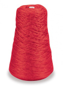 Trait-tex 4-Ply Double Weight Rug Yarn Refill Cone, 315 Yards, Red