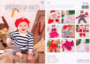 Sirdar 440 Dressing Up Knits