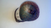 Classic Shades Big Time Yarn - Sapphires # 807